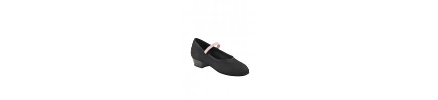 scarpe carattere e da insegnante | kitri | negozio per la danza | salerno