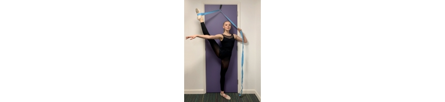 allenamento e strerching | kitri | negozio per la danza | salerno